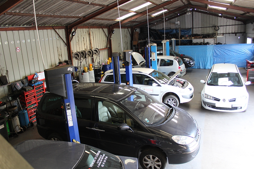 Slide 2 du site de Amimer Autos